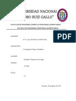 ESTRUCTURA Y COMPOSICIÓN DE FRUTAS Y HORTALIZAS