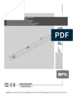 BFT P Series - Instruction manual