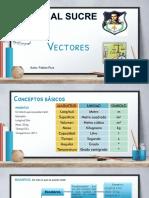TERCERO BACHILLERATO_VECTORES