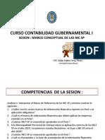 1 SESION 5 MARCO CONCEPTUAL DE LAS NIC SP.pptx
