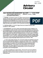 AC (advisory circular