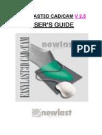Easylast3D 2.5 Manual