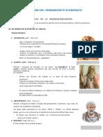 SEMANA 2 - EVOLUCIÓN DEL PENSAMIENTO ECONÓMICO (RES)