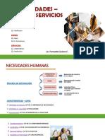 SEMANA 3 - NECESIDADES, BIENES Y SERVICIOS (PPT)