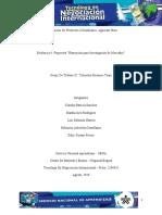 Evidencia 4_Propuesta _Planeación para investigación de mercados