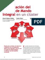 LECTURA 3 - MAPA ESTRATEGICO - CUADRO INTEGRAL DE MANDO CLUSTER