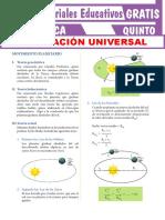 Gravitación-Universal-para-Quinto-Grado-de-Secundaria