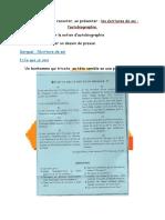 Francais-Projet-I