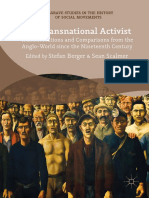 Berger y Scalmer. The Transnational Activist. Transformations and Comparisons from the Anglo-World since the Nineteenth-Century