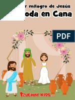 El Primer milagro de Jesús