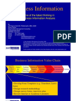 business value chain