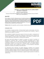 DE LA GESTIÓN TECNOLÓGICA A LA INNOVACIÓN, EN LOS LABORATORIOS