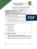 SEMANA # ABRIL 27 -30 Funciones en Excel (1)