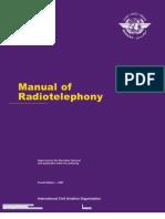 Doc 9432 - Manual of radiotelephony