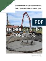 TECNOL. C° - Unid I comp. del C° (2020-I)