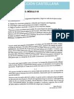 EJERCICIO PRÁCTICO MÓDULO VII, redaccion