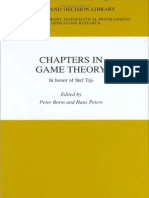 Game Theory For Applied Economists Pdf