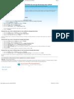 Comment faire pour créer un modèle ou un formulaire de message électronique dans Outlook
