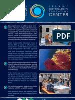 Edukacijski centar za održivi razvoj obale i otoka -  Island Sustainability Education Center