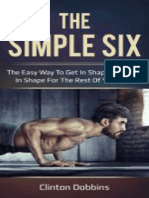 The Easy Way to Get in Shape and Stay in Shape for the Rest of your Life