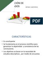 Investigacion Concluyente -Método  Cuantitativo (1)