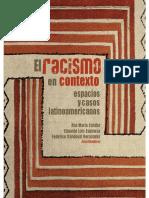JUAN RUSSO (2015) -La Democracia Vacia,  Libro El Racismo en Contexto.pdf