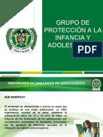 PREVENCION EMBARAZO ADOLESENTES GINAD