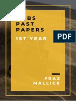 Anatomy 2009-2018 PastPapers.pdf