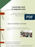 Diseño curricular nivel primario segundo ciclo.pptx