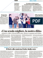 Articolo Scuola Giovani Democratici Rovigo