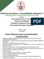 Eficiencia energética y sostenibilidad ambiental 3