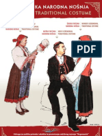 MURTERSKA NARODNA NOŠNJA - MURTER'S TRADITIONAL COSTUME