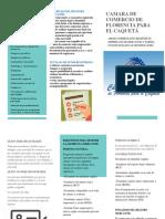 folleto legislacion comercial