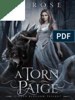 Hidden Kingdom Trilogy 1 - A Torn Paige (PAPA LIVROS)