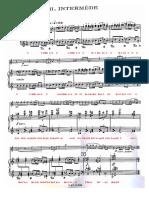 II mov - Análisis Armónico - Jean Hubeau Trumpet Sonata