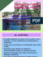 COTROL AUTOMATICO 2017-I.ppt