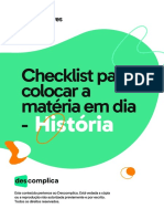 Checklist para colocar a matéria em dia - História.pdf