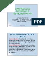 DIAGRAMAS DE PROCESO DE INSTRUMENTACION Presentación.pdf