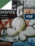 comic y novela grafica