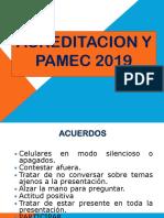 Presentacion Acreditacion y PAMEC 2019