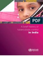 India and tuberculosis 2010