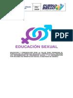 MODELO DE INFORME, PLAN DE CHARLA (1)