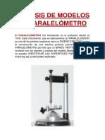 ANÁLISIS DE MODELOS PARALELÓMETRO (2)
