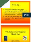 Cj Middle East Terrorism Power Point
