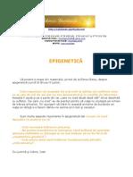 Bruce H. Lipton - Epigenetica
