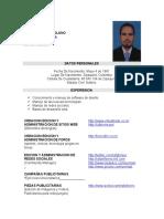 CV Rafael Forero