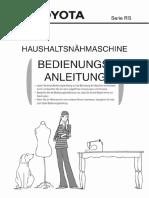 handleiding-toyota-rs-series-du