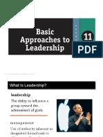 ch11 Leadership