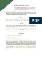 REVISED RULES ON SUMMARY PROCEDURE - Unlawful detainer