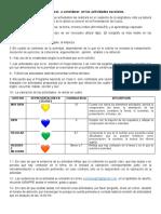 Características a Considerar en Las Actividades Escolares de Inglés.
